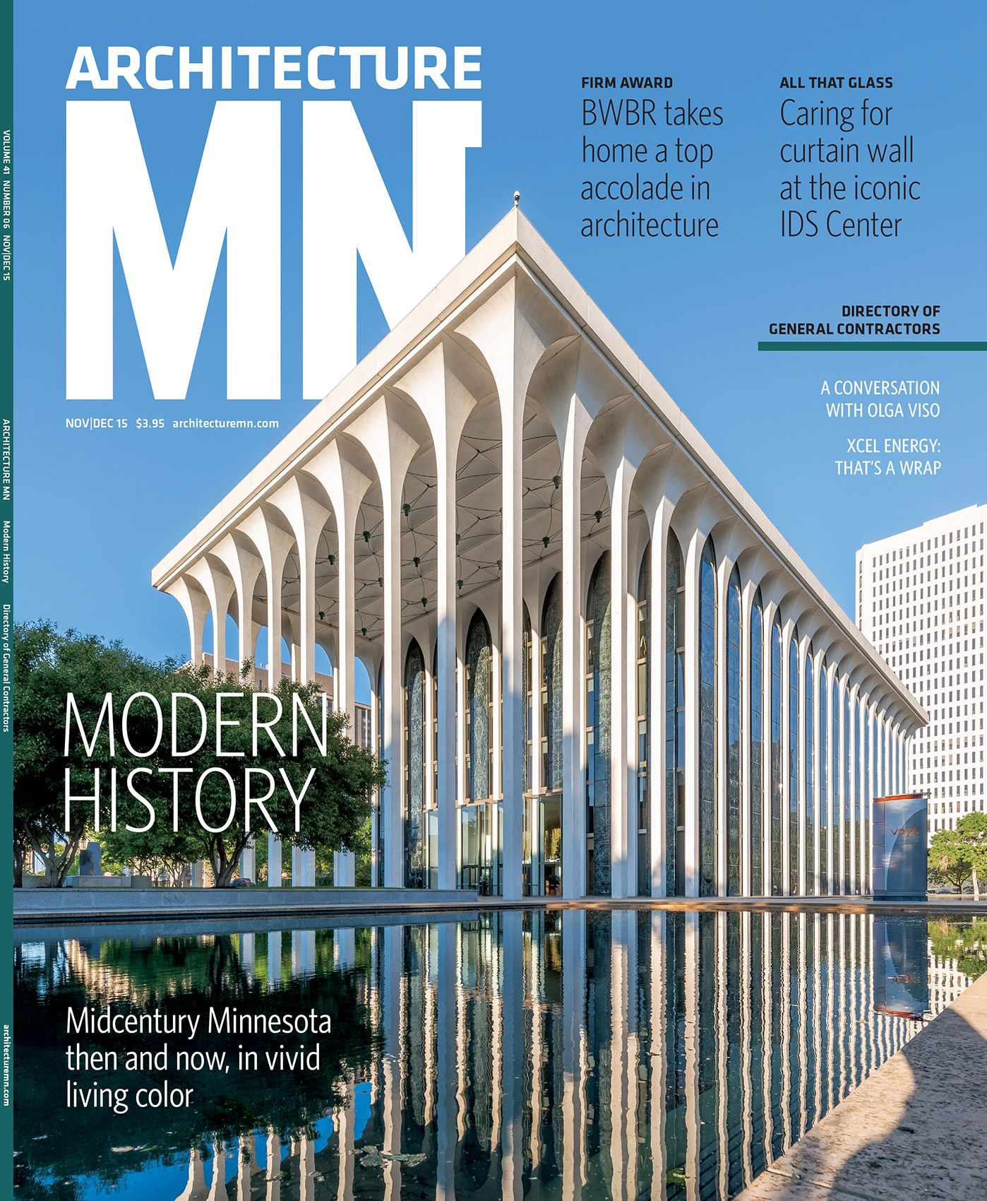ARCHITECTURE MN MAGAZINE | NOV/DEC 2016