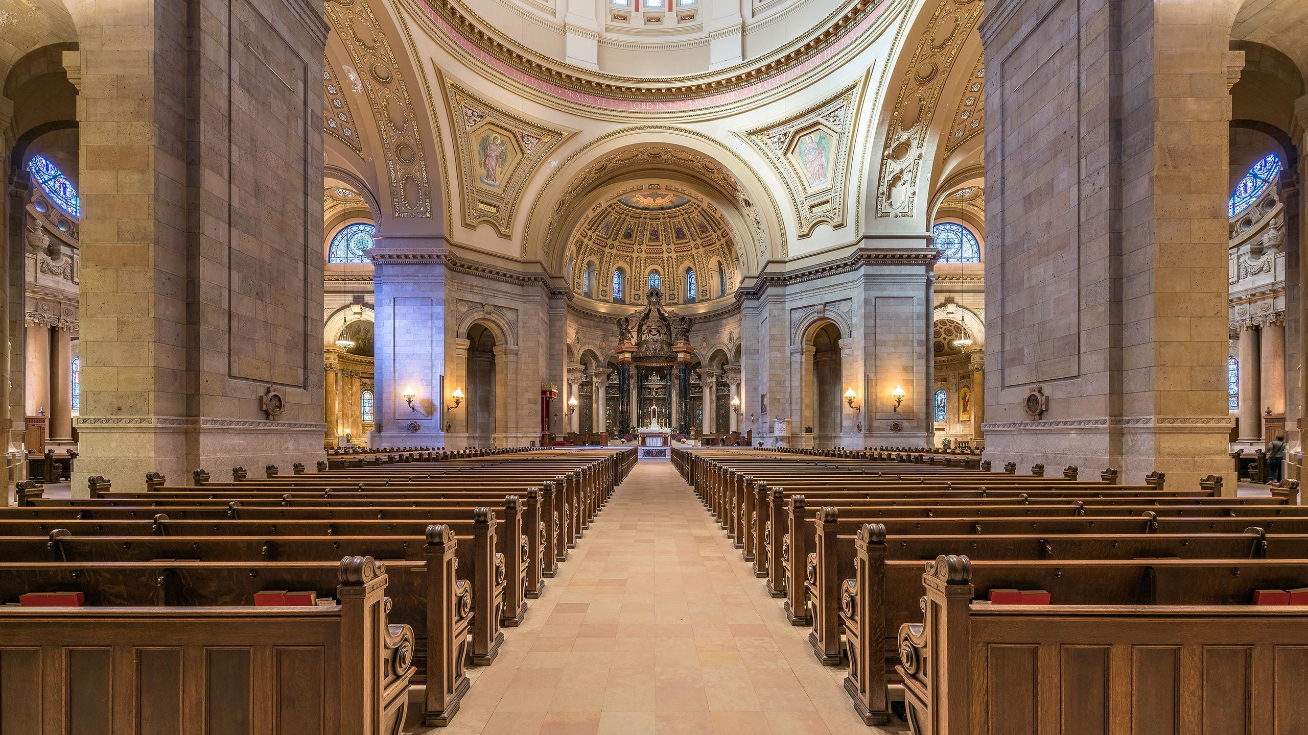 CATHEDRAL OF ST PAUL