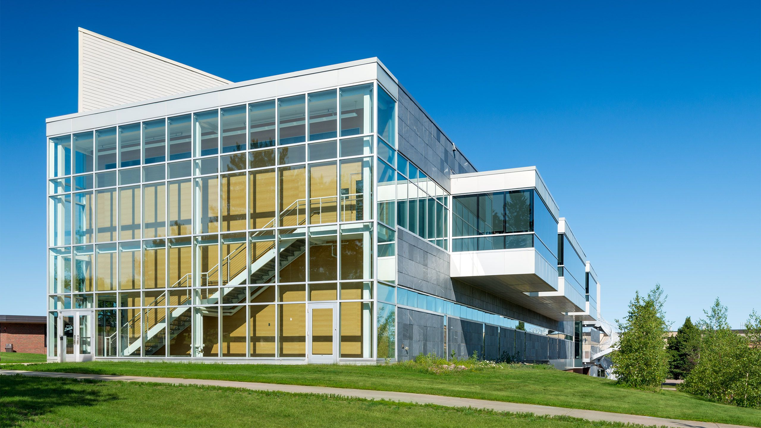 SWENSON SCIENCE BUILDING