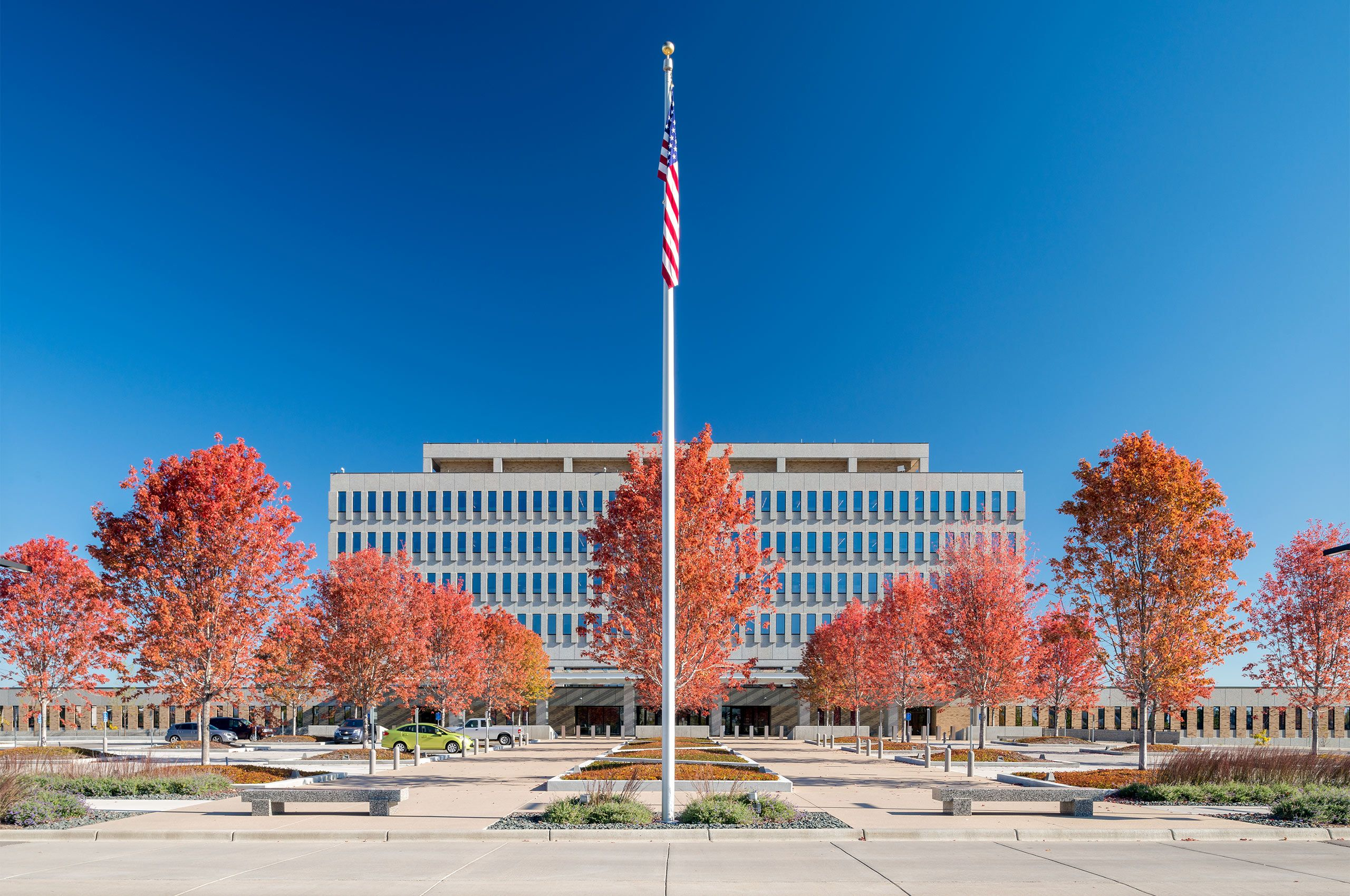 BISHOP HENRY WHIPPLE FEDERAL BUILDING