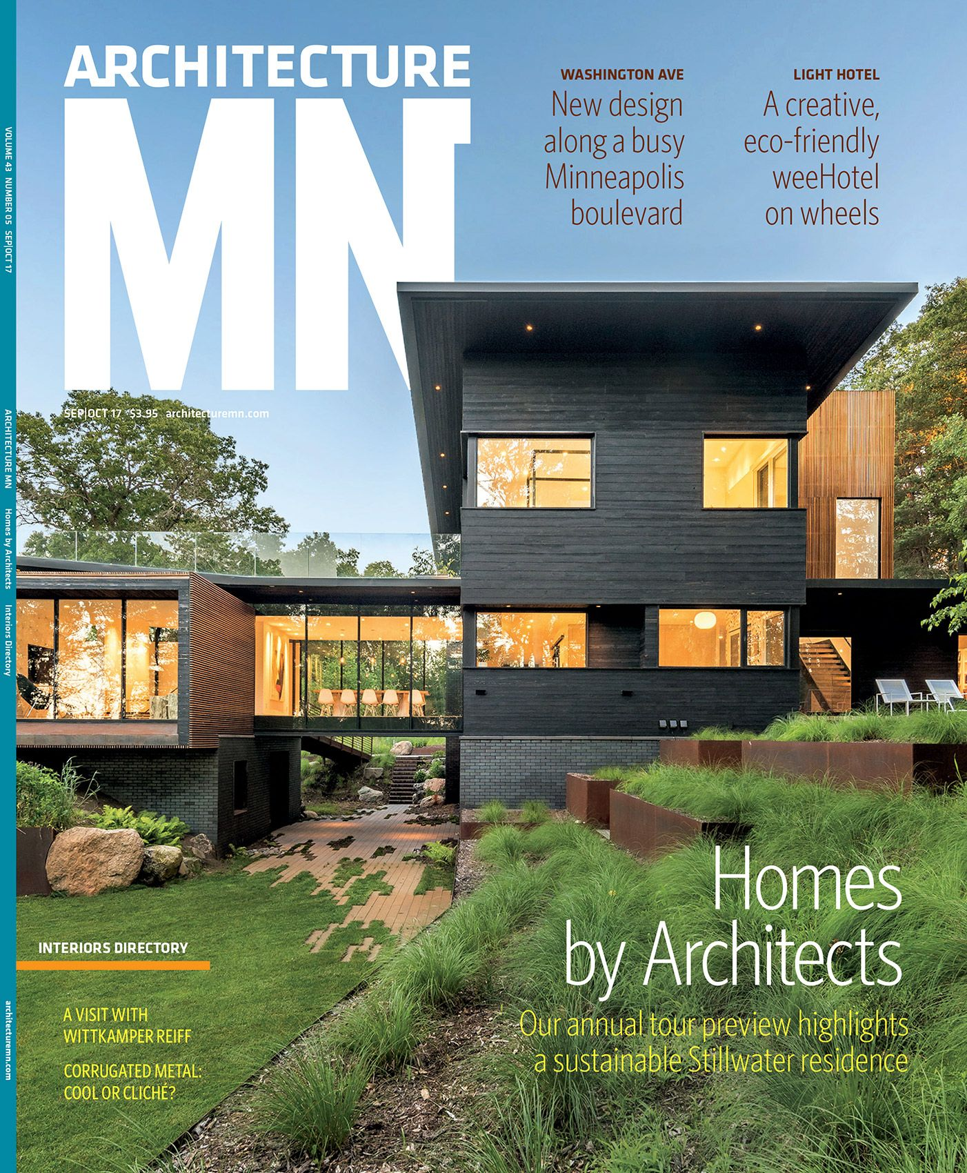 ARCHITECTURE MN MAGAZINE SEP/OCT 2017