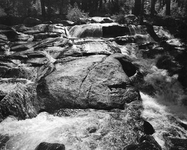 Bubbs Creek, Kings Canyon National Park, Sierra Nevada, California
