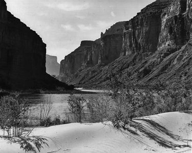 Marble Gorge Near Nankoweap Creek, Grand Canyon National Park, Arizona
