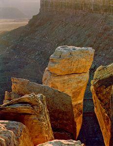 Plateau Edge, Southern Utah
