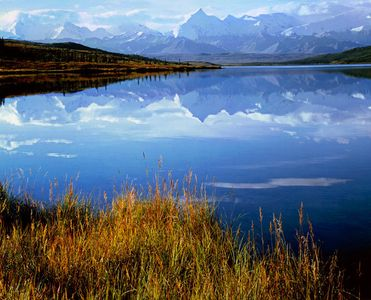 Mt. Brooks, Alaska Range, Denali National Park