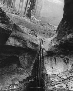 Hidden Passage, Glen Canyon Of The Colorado River, Utah, 1962