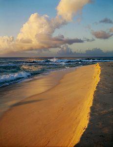 Caribbean Beach, Isla Mona, Puerto Rico, United States Territory, Caribbean Sea