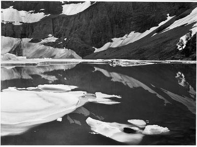 Iceberg Lake, Glacier National Park, Montana