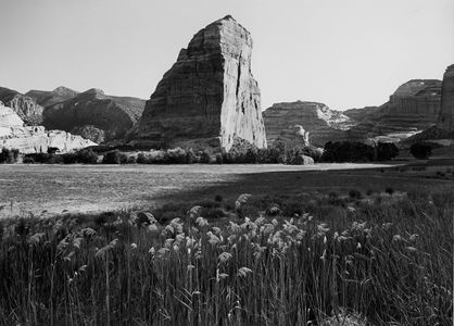 Steamboat Rock, Echo Park, Dinosaur National Monument, Colorado