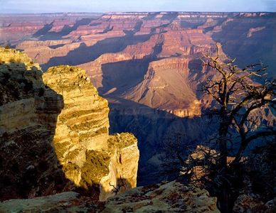Downriver From Powell Memorial, Grand Canyon National Park, Arizona