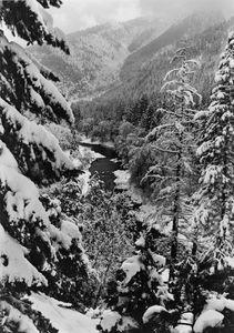 Indian Creek, Mormon Canyon, Northern Sierra Nevada, California