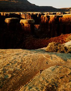 Monument Basin, Canyonlands National Park, Utah