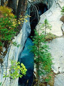 Mistaya River Canyon