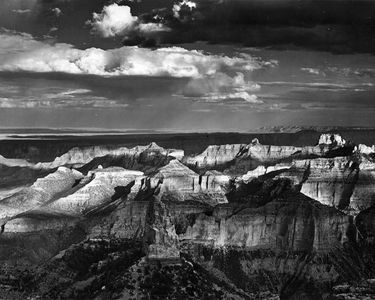 Grand Canyon From Point Imperial, Grand Canyon National Park, Arizona