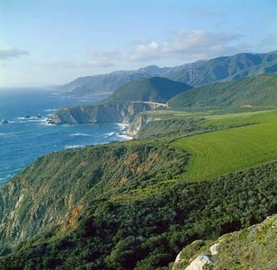 Bixby Creek Bridge, Big Sur Coast, California