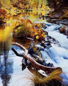 Spanish Creek, Fall, Northern Sierra Nevada, California