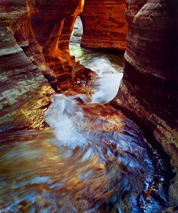 Deer Creek Gorge, Grand Canyon National Park, Arizona