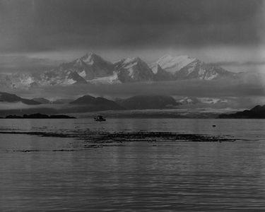 Fairweather Range From Elfin Cove, Glacier Bay National Park, Alaska