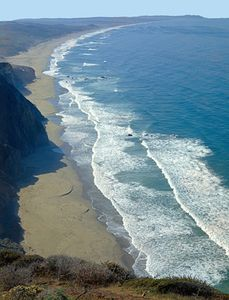 The Great Beach, Pt. Reyes National Seashore, California