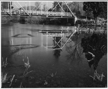 Old Taylorsville Bridge, Northern Sierra Nevada, California