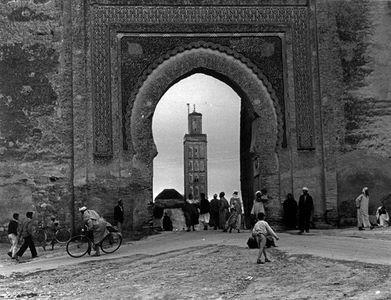 Bab Berdane, Meknes, Morocco, North Africa