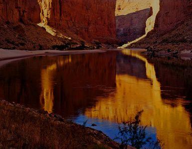Marble Gorge, Grand Canyon Natinal Park, Arizona (Horizontal)