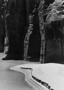 Whirlpool Canyon, Echo Park, Dinosaur National Monument, Utah-Colorado, 1951.