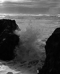 Surf, Spray, Rocks, Point Lobos State Reserve, California