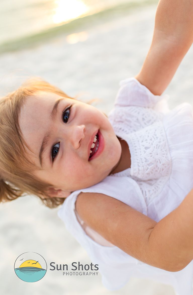 Professional family beach photography in Orange Beach