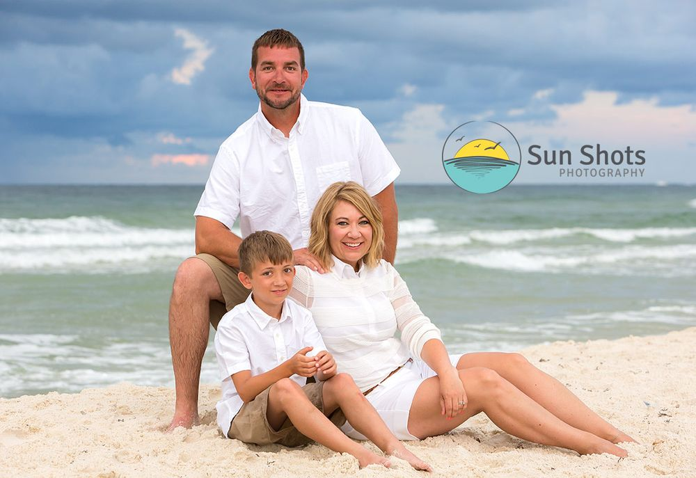 Professional Perdido Key Family Portraits