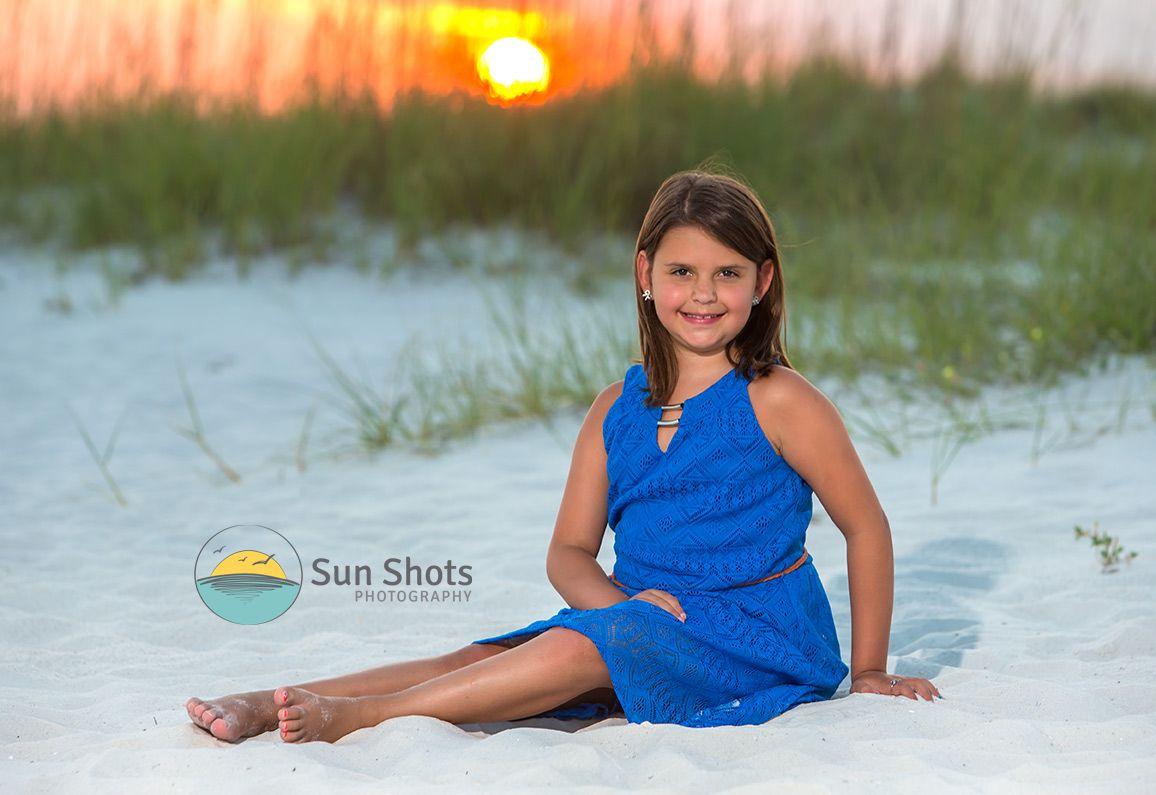 Professional beach photographer