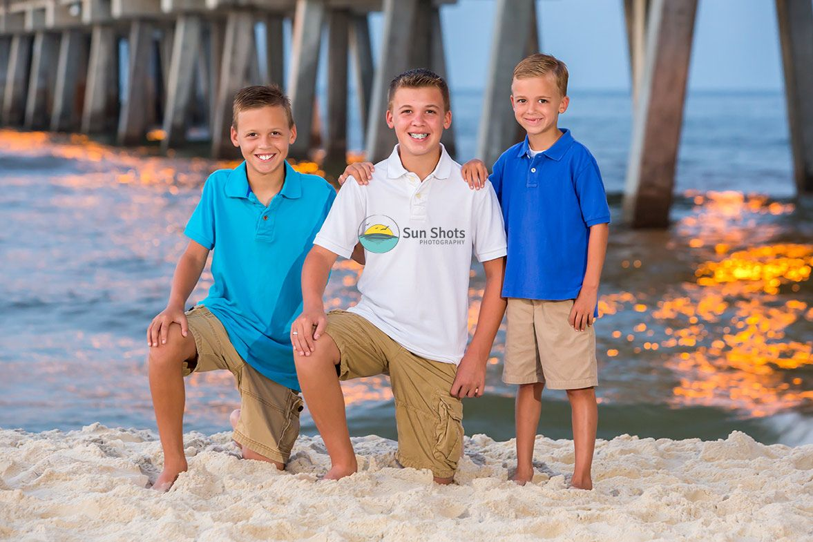 Gulf Shores Portraits
