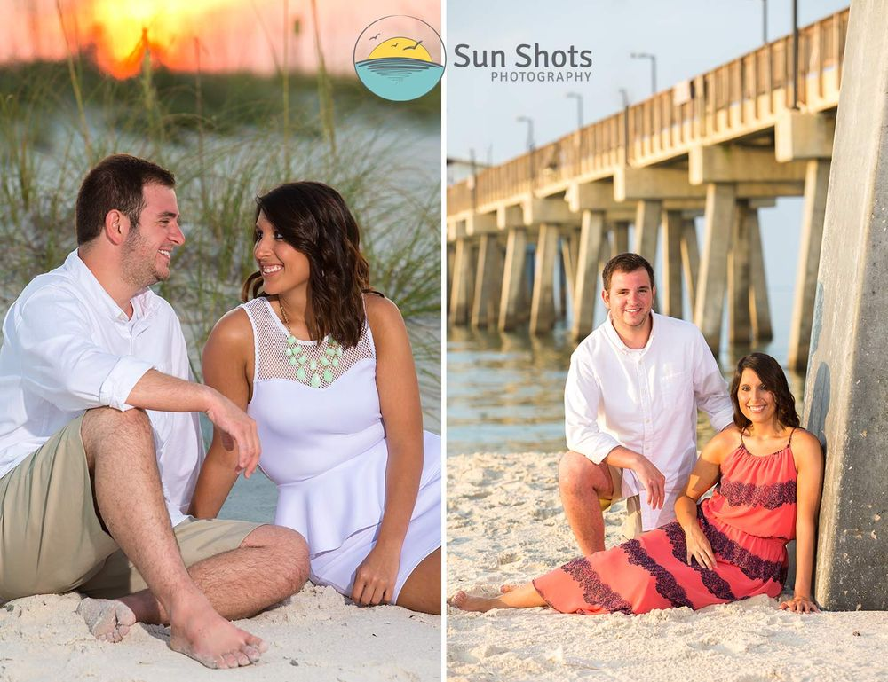 Couples Photography in Orange  Beach, Alabama