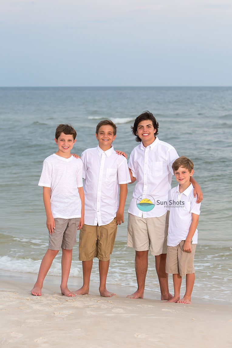 Orange Beach Family Vacation Pictures