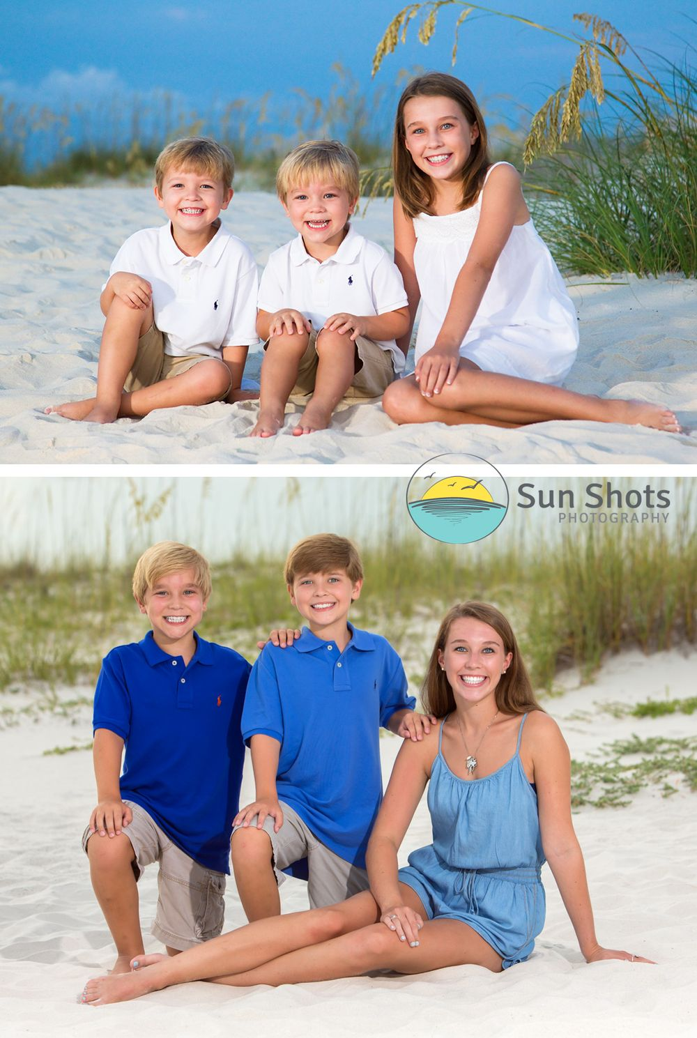 Professional beach photos in Gulf Shores