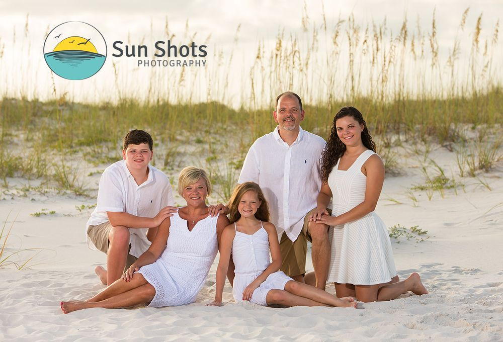Professional photographer near Gulf Shores, Alabama