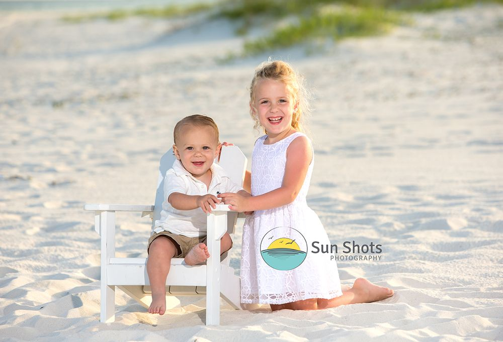 Professional family portraits in Perdido Key