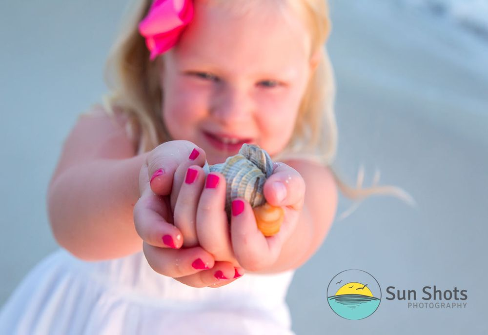 Professional family portraits in Orange Beach