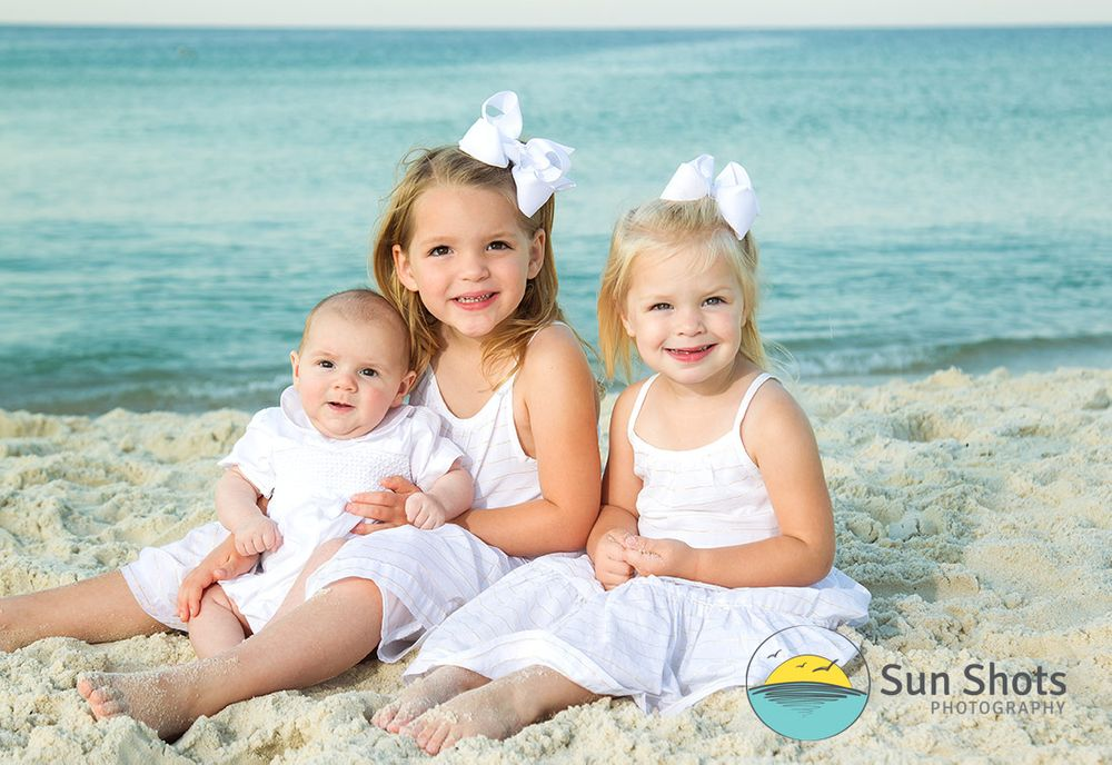 Family Photographers in Orange Beach, Alabama