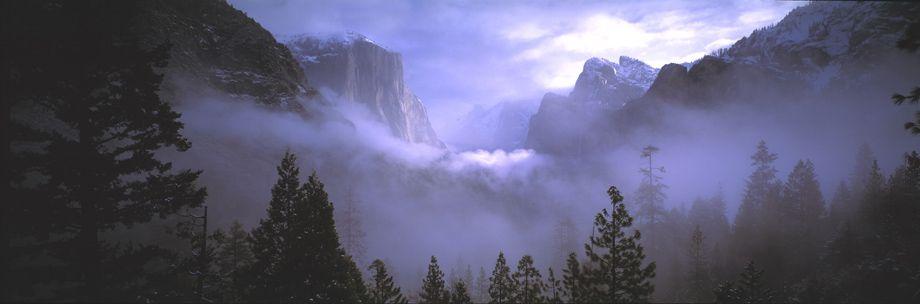 Tunnel Overlook, Yosemite NP