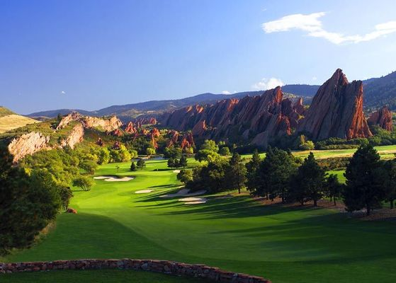 Arrowhead Golf Club #10
