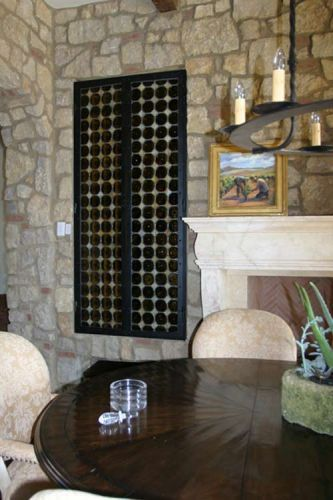 Ladera Ranch, Private ResidenceWine Cellar Doors