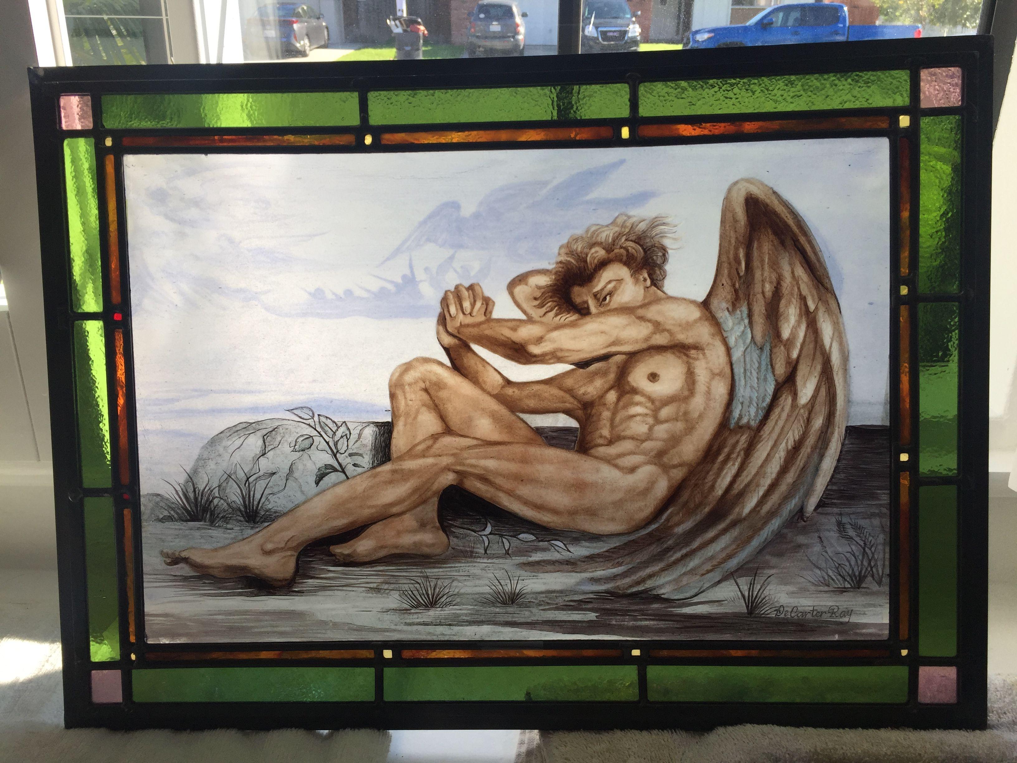 fallen angel master - De Carter Ray.jpeg