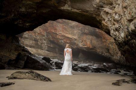 Oregon Coast bride