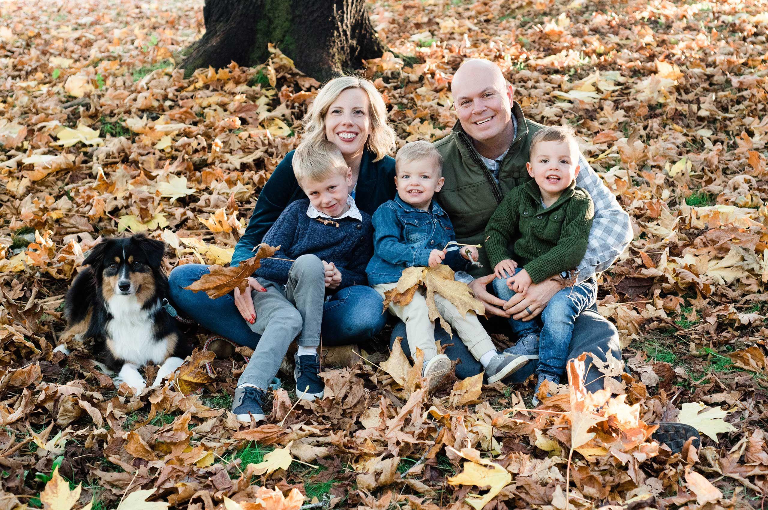 Oregon family portraits