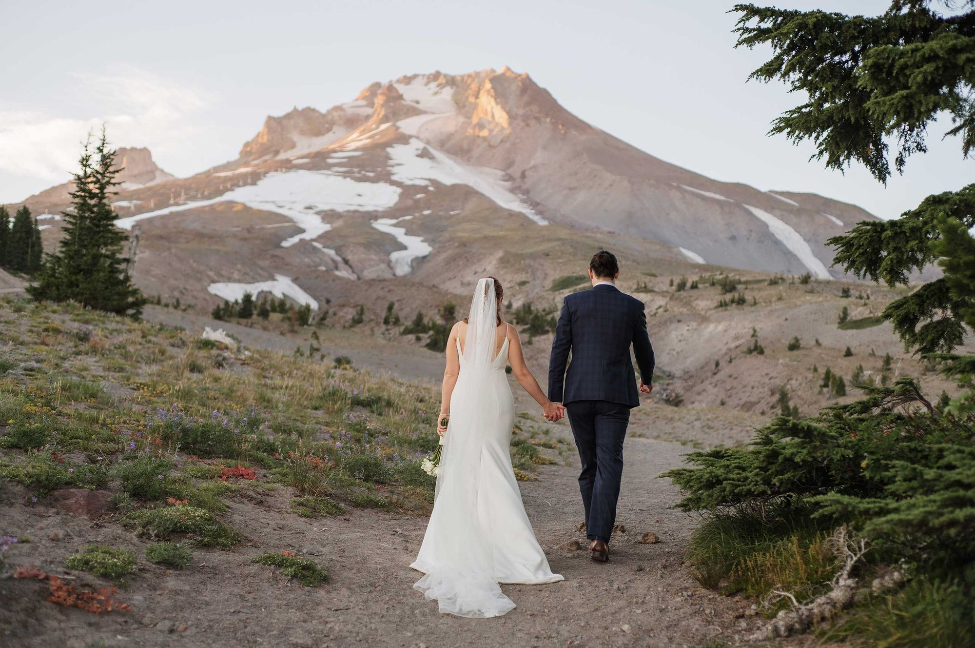 Mt Hood Elopement