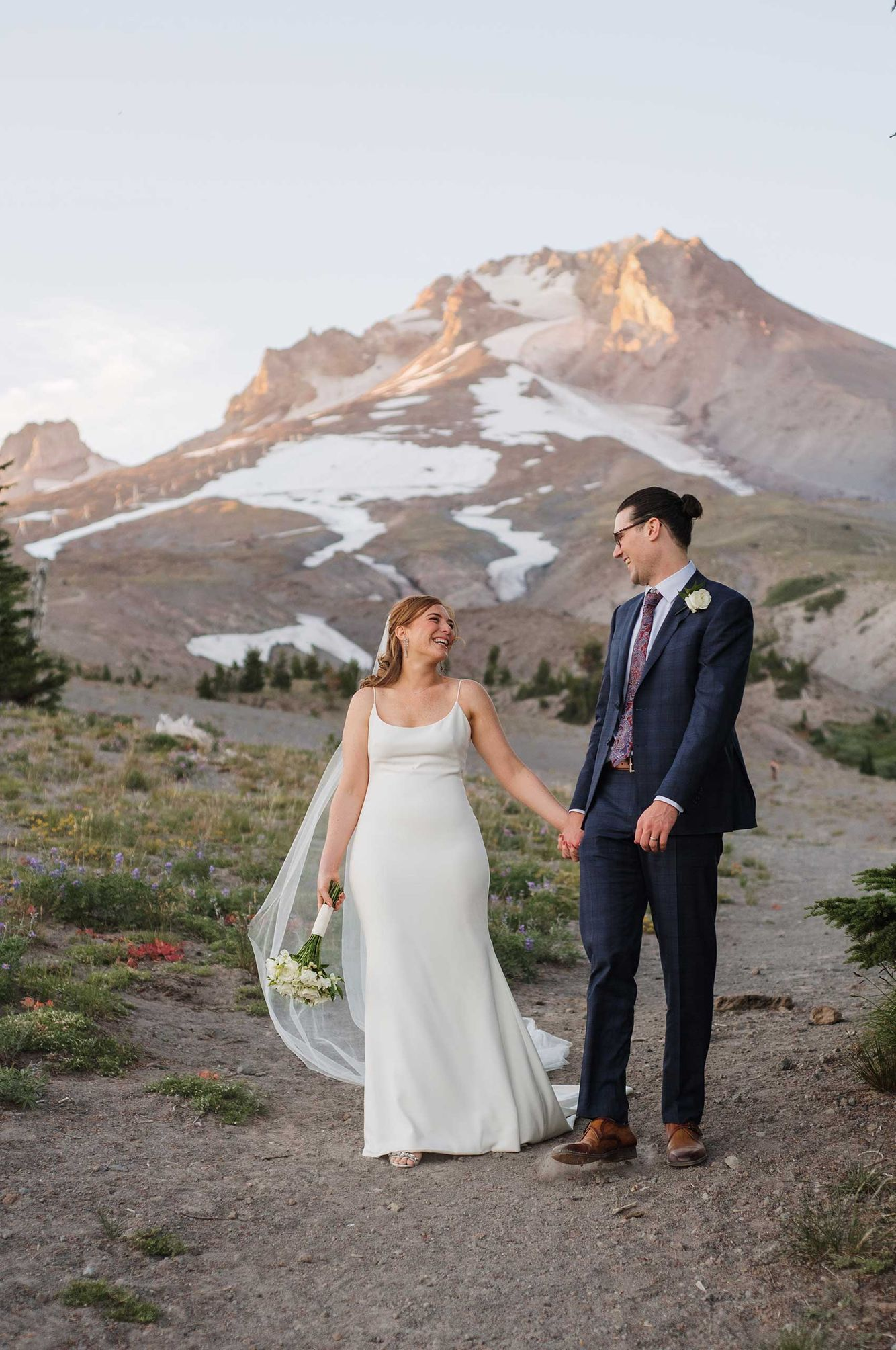 Mt. Hood Elopement