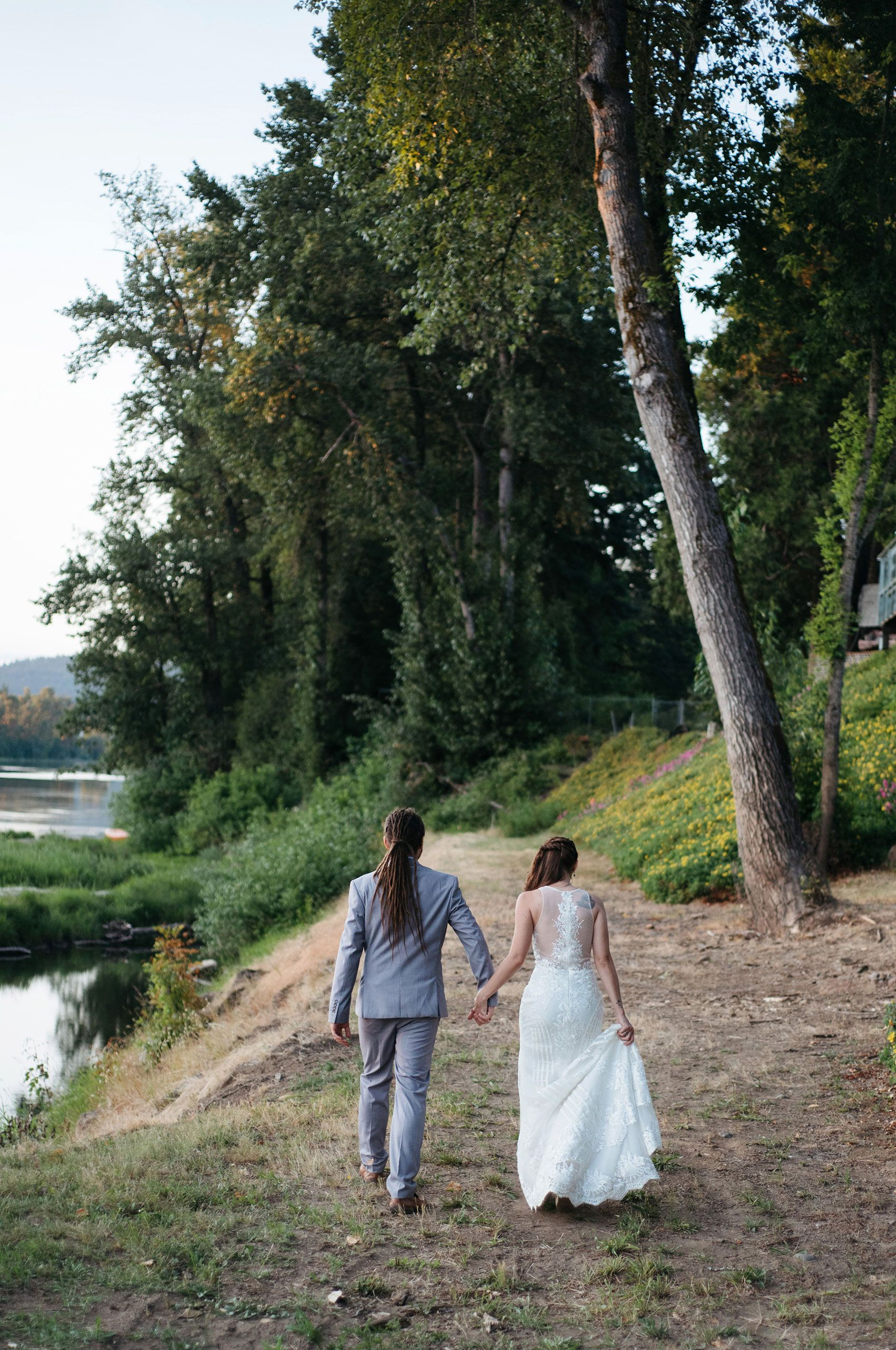 Salem Oregon wedding