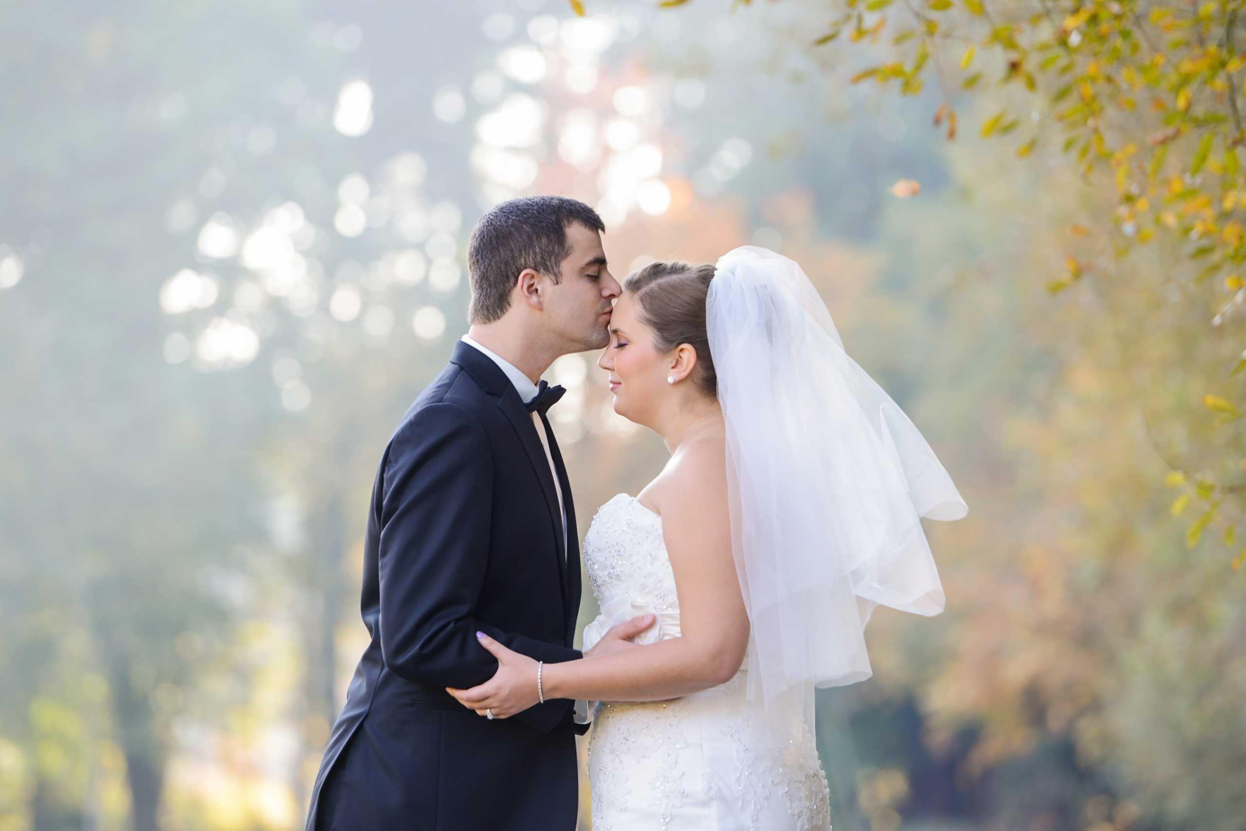 Autumn wedding in Oregon
