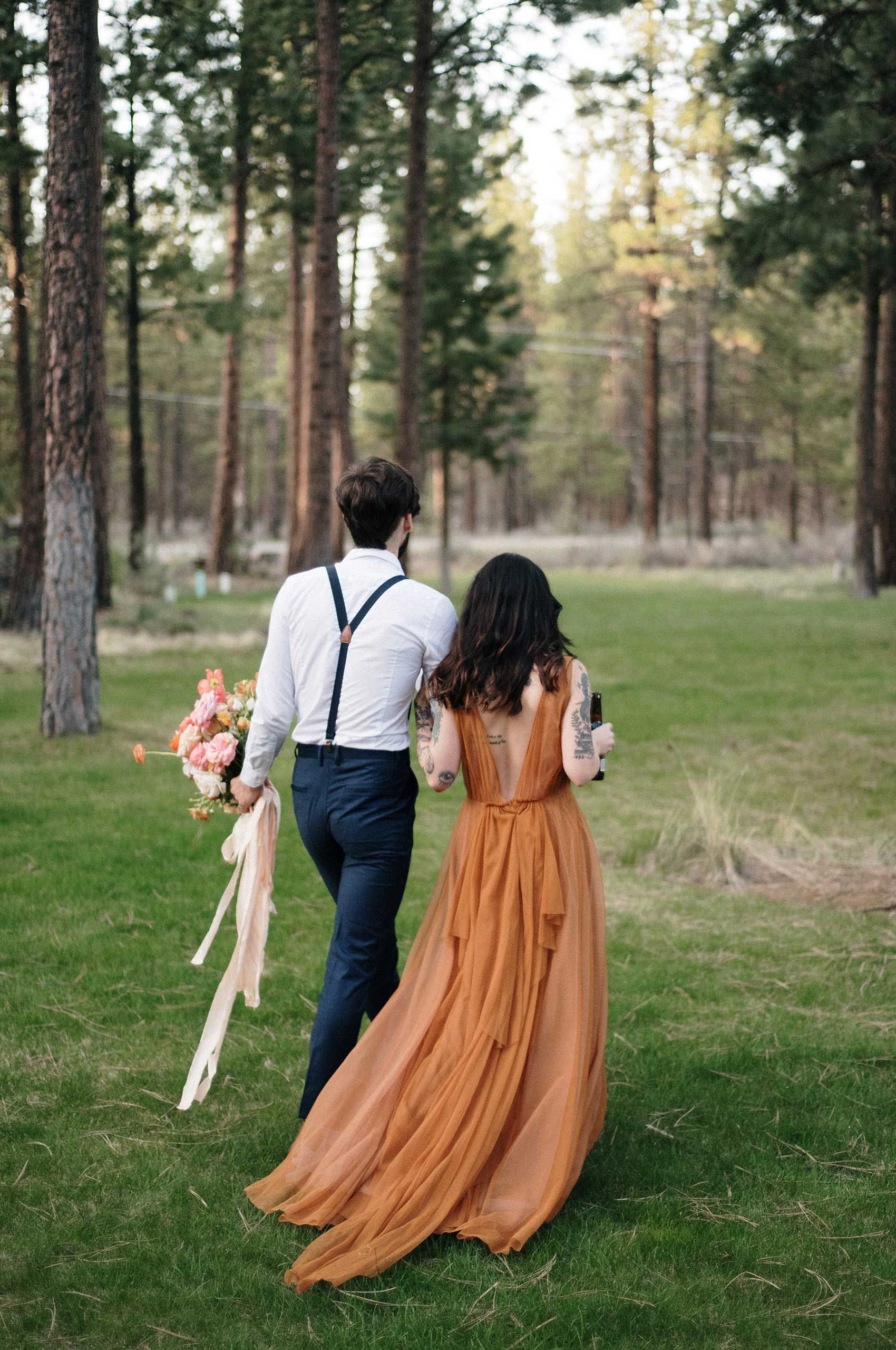 Bend elopement